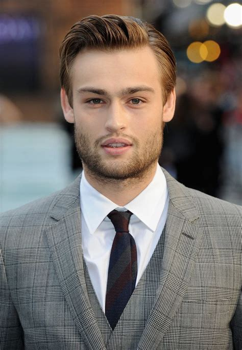 haircut styleing booth celebrity hairstyles douglas booth silked brown hair