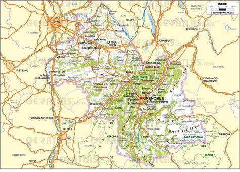 chambre des notaires de l isere carte de l is 232 re is 232 re carte du d 233 partement 38 villes