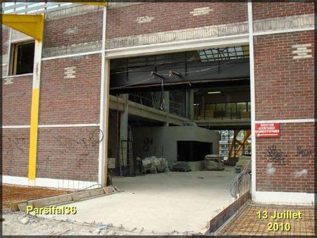 Hangar 106 Rouen by Hangar 106 Rouen Before After