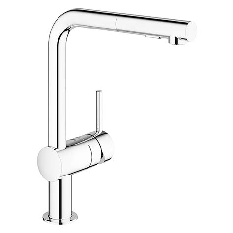 grohe kitchen faucets canada grohe canada kitchen faucets minta the water closet