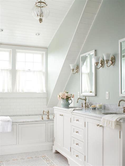 white bathroom designs white bathroom design ideas slanted ceiling tile