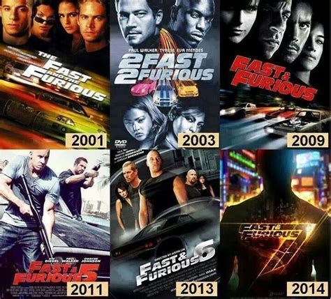 fast and furious movies in order 105 best images about fast and furious on pinterest cars