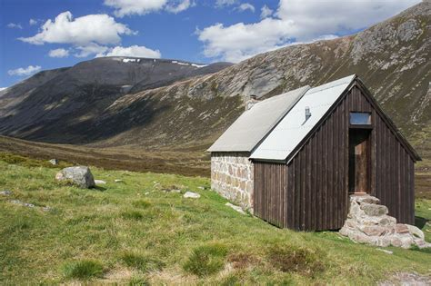 Mba Scotland by Our Mountain Bothies Walkhighlands