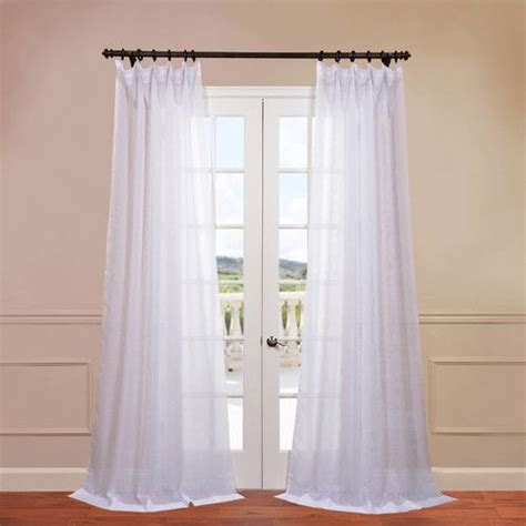layering curtains with sheer 17 best ideas about layered curtains on pinterest