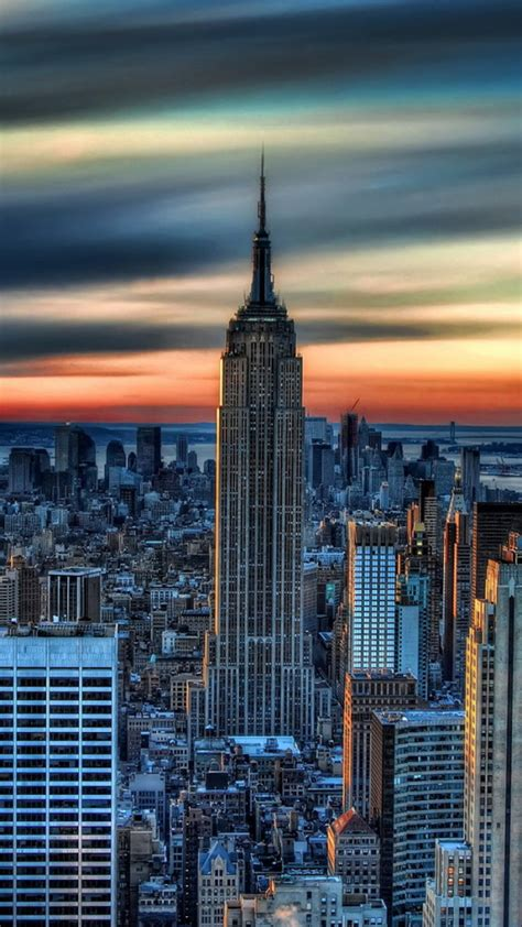 wallpaper for iphone 6 new york new york city daybreak wallpaper free iphone wallpapers