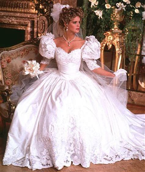 forced to wear a prom dress 377 best 1980 s wedding dress images on pinterest short