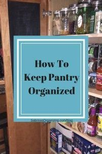 how to keep your pantry organized healthy around the home kitchens on pinterest kitchen shelves