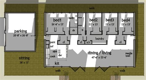 modern loft style house plans inspired modern loft style living 44070td architectural designs house plans