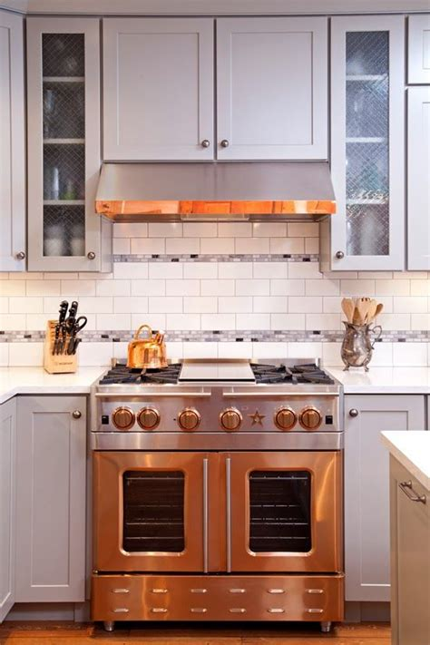 copper colored appliances pin by el loubser on beautiful home space pinterest