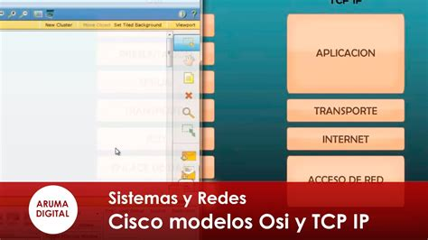 modelo osi y tcpip youtube informatica redes 006 cisco ccna modelos osi y tcp ip