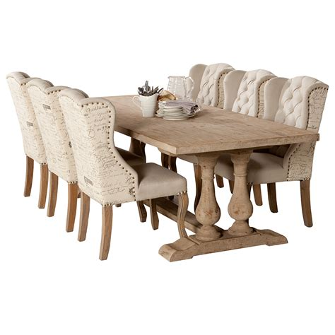 Dining Room Table With 6 Chairs Marceladick Com Dining Room Furniture Chairs