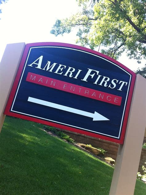 amerifirst home mortgage welcome sign yelp