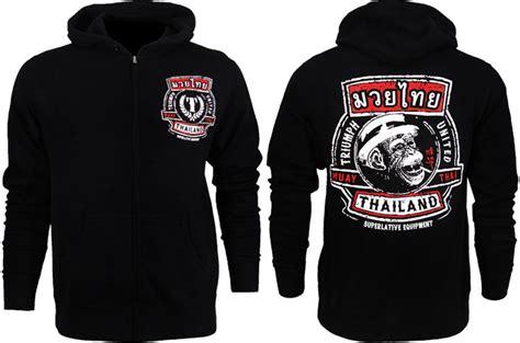Hoodie Triump United Jiu Jitsu triumph united monkey zip hoodie