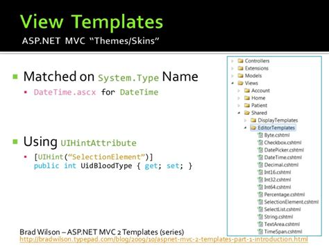 extending editor templates for asp net mvc retrofit web forms with mvc t4
