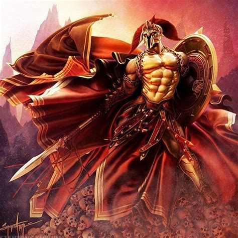 ares god of war tattoo mighty ares god of war tattoos