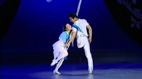How Will The 1 Legged Dancer Last by She Without Arm He Without Leg Ballet In
