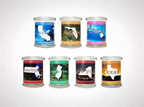 state candles 18 decor ideas for travelers and adventurers brit co
