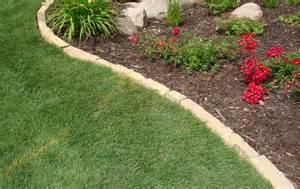 Ideas For Lawn Edging Lawn Edging Ideas Brick Landscaping Gardening Ideas