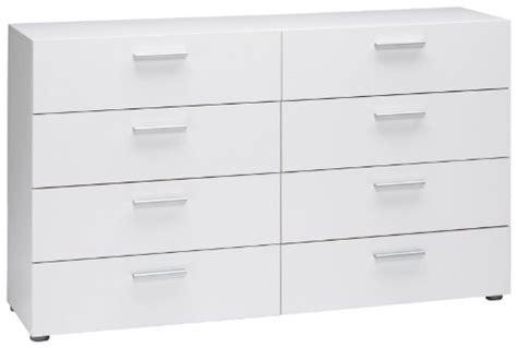 Where To Buy Dresser Drawers Tvilum 8 Drawer Dresser White Furniture Cabinets