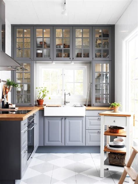 Ikea Grey Kitchen Cabinets by How To Buy A Kitchen In Ikea L Essenziale