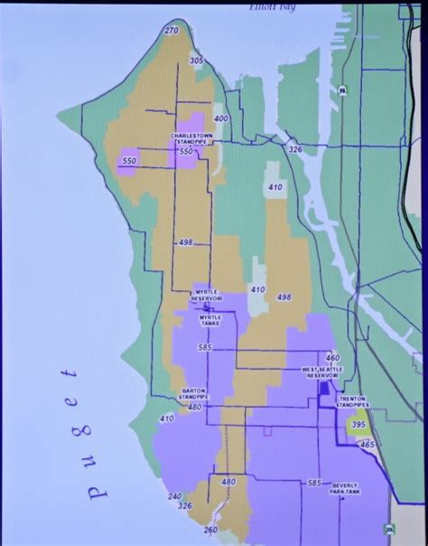 seattle utility map west seattle attack plan for brown water seattle