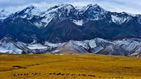 tibetan mountain tibet mountains tibet mountain ranges