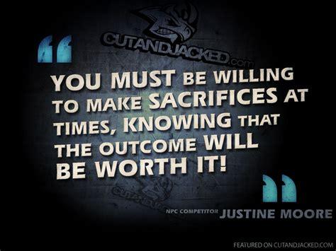 sacrifice quotes sacrifice inspirational quotes quotesgram