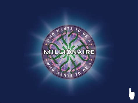 Who Wants To Be A Millionaire Behaviorism Who Wants To Be A Millionaire Powerpoint Free
