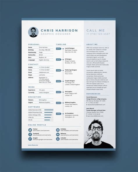 funky resume templates funky cv templates 11 free resume templates creative cv template template and the heigths
