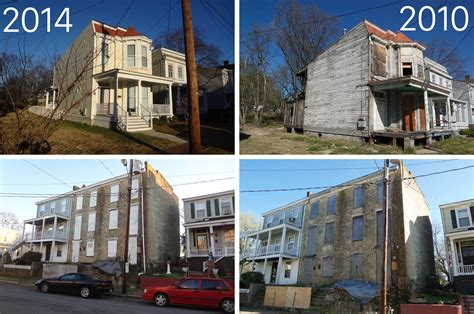 homes then and now revisiting the 10 most blighted houses in church hill church hill s news richmond