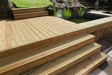 decks co uk how you can use decking to work wonders with water arbordeck