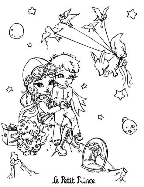 Le petit prince by JadeDragonne   Color   Cool coloring
