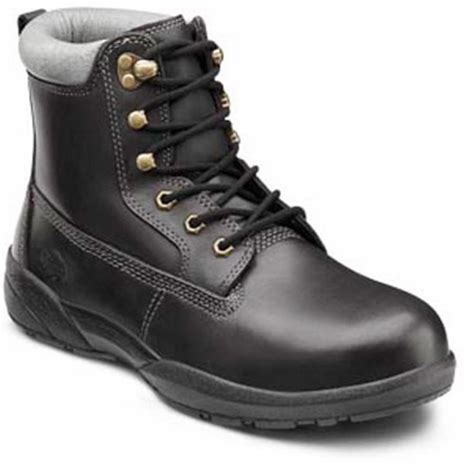 Quad Comfort Shoes Comfortable Steel Toe Work Boots Coltford Boots