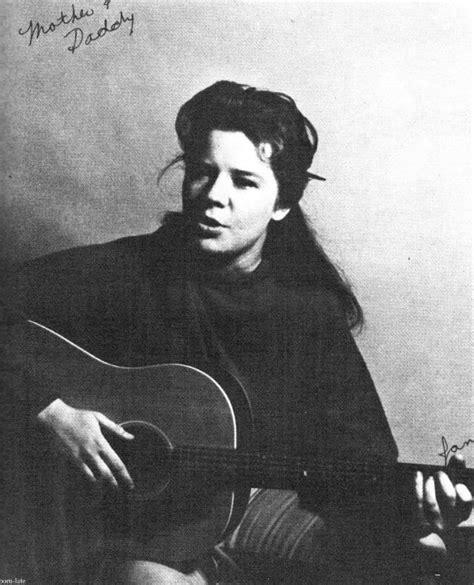 early portraits  janis joplin  guitar   marjorie alette  austin texas circa