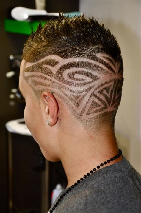 tattooed hair hair pictures designs