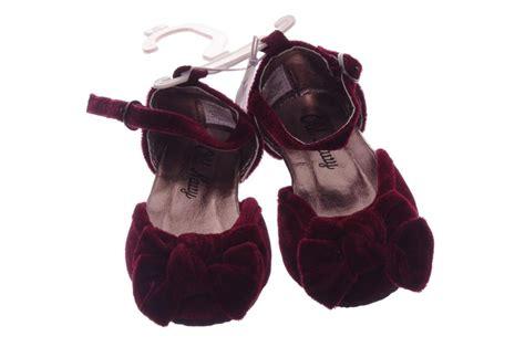 Setelan Baby U Can See Maroon navy toddler burgundy maroon velvet dress shoes 5 new ebay