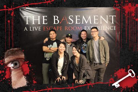 the basement la the basement is the best escape room experience in la and oc reactor