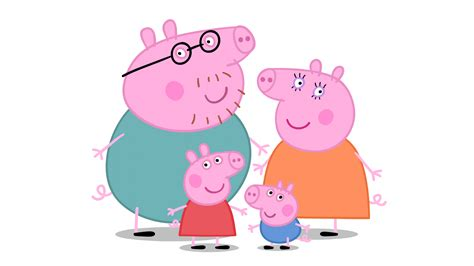 puppy pig peppa pig viacom press
