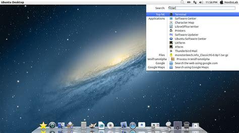 gnome themes mac mac os x lion theme for ubuntu 12 04 2nd version