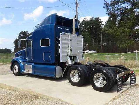 Peterbilt 386 Sleeper peterbilt 386 2012 sleeper semi trucks