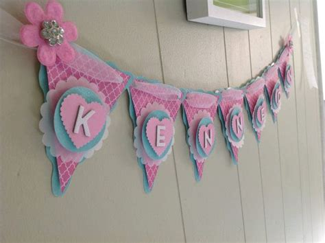 Custom Made Baby Shower Banners by Baby Shower Banner Pink Baby Shower Birthday Banner