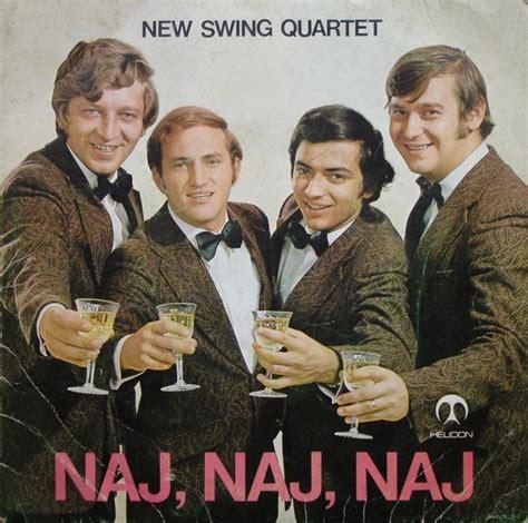 New Swing by New Swing Quartet Naj Naj Naj Amazing Grace Single