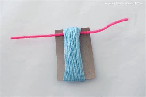 diy yarn diy yarn monsters inspiration made simple