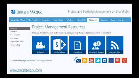 Sharepoint Templates Free Free Sharepoint 2013 Project Management Template Youtube