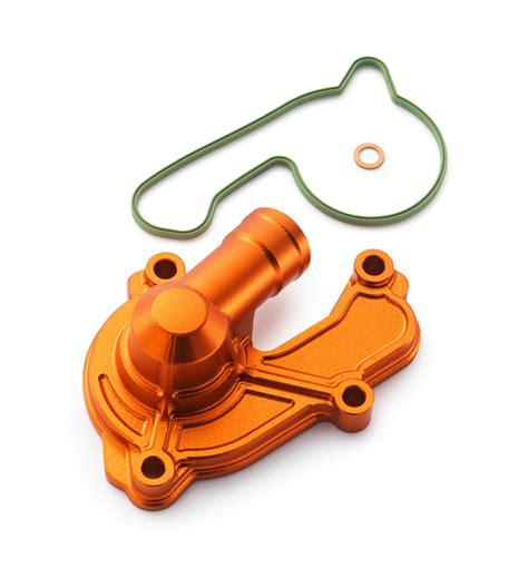 Ktm Parts Shop Aomc Mx Ktm Factory Water Cover Orange 250 350 Sx