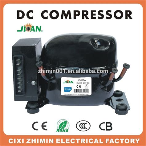 Freon Freezer supplier fridge compressor 12v dc fridge compressor 12v