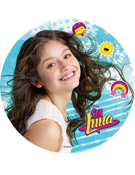 www soy luna com disco oblea soy luna aleatorio 20 cm decoraci 243 n y
