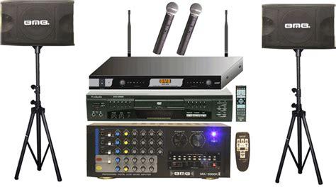 Speaker Simbadda Untuk Karaoke speaker karaoke bmb elektronik