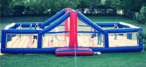 volleyball house 27 best bounce houses images on pinterest