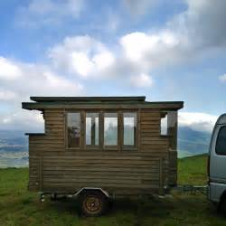 Gambrel Roof Garage Plans man in japan builds micro diy tiny house on wheels